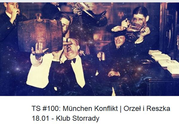 ARCHIWUM. Szczecin. Koncerty. 18.01.2019. München Konflikt + Orzeł i Reszka @ Domek Grabarza