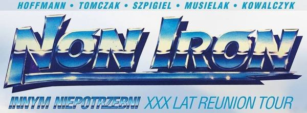 ARCHIWUM. Szczecin. Koncerty. ♪ 12.01.2019. NON IRON @ Free Blues Club