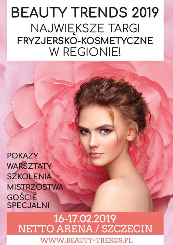 16-17.02.2019 targi fryzjersko-kosmetyczne Beauty Trends 2019 Szczecin