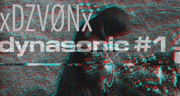 ARCHIWUM. Szczecin. Koncerty. 09.02.2019. Dynasonic & XDZVØNX @ Domek Grabarza