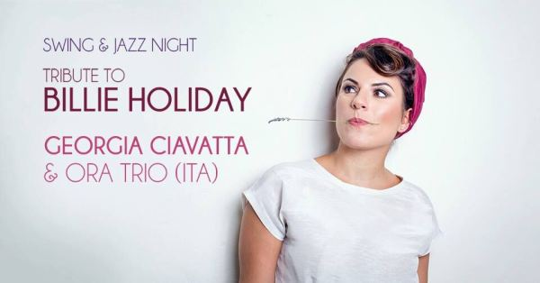 ARCHIWUM. Szczecin. Koncerty. ♪ 09.02.2019. Georgia Ciavatta & Ora Trio @ Free Blues Club