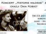 09.03.2019 Dominik Good,koncert w Szczecinie