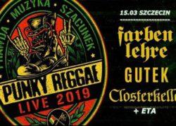 15.03.2019 PUNKY REGGAE live 2019, koncert w Szczecinie