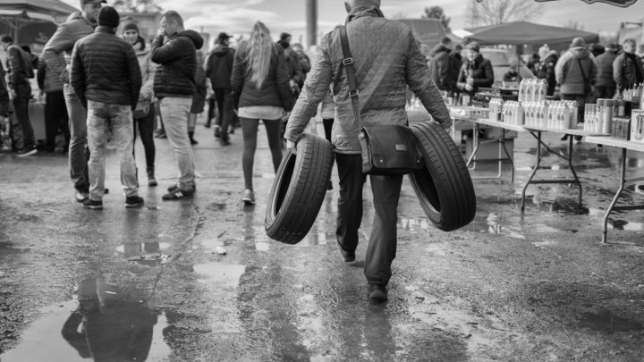 Szczecin. FOTOREPORTAŻ. 17.03.2019. Ostatnia niedziela, czyli Szczecińska Giełda w Płoni przechodzi do historii