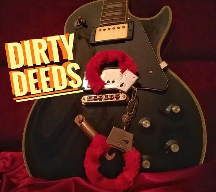 ARCHIWUM. Szczecin. Koncerty. ♪ 16.03.2019. Dirty Deeds @ Free Blues Club