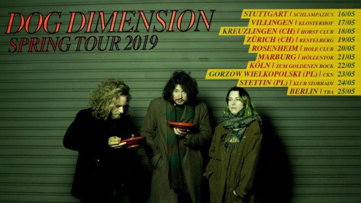 Szczecin. Koncerty. 24.05.2019. Dog Dimenssion + Blokowisko @ Domek Grabarza