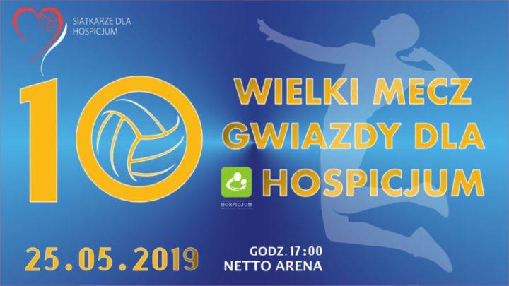 ARCHIWUM. Szczecin. Sport. Imprezy. Wydarzenia. 25.05.2019. Wielki mecz Gwiazdy dla Hospicjum @ Arena Szczecin