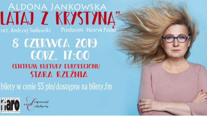 ARCHIWUM. Szczecin. Teatr. Spektakle. 08.06.2019. Lataj z Krystyną @ Stara Rzeźnia