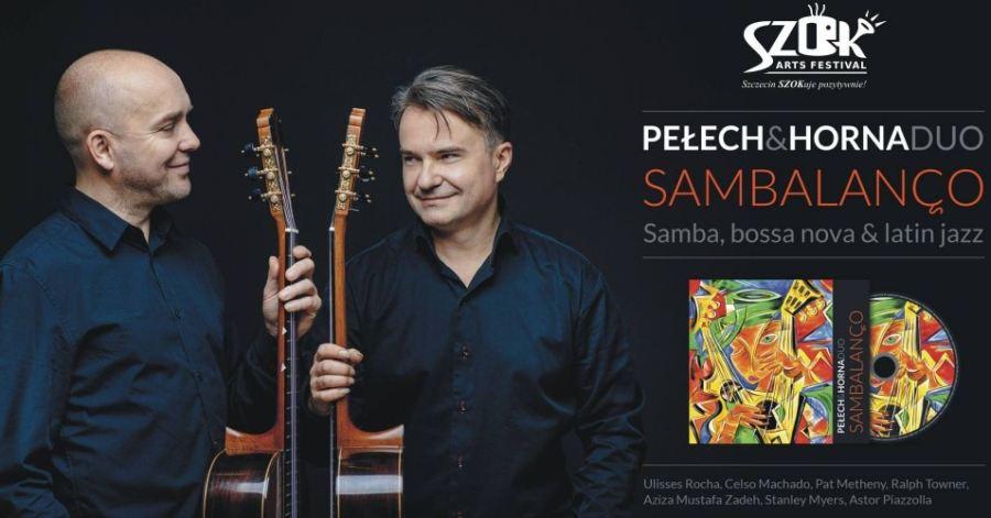 ARCHIWUM. Szczecin. Koncerty. 05.06.2019. Pełech & Horna Duo @ 13 Muz