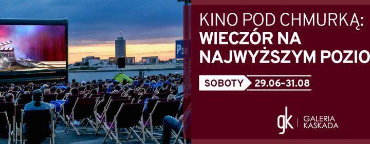 ARCHIWUM. Szczecin. Kino. Pokazy filmowe. 17.08.2019. Kino pod chmurką – Cudowny chłopak @ Galeria Kaskada