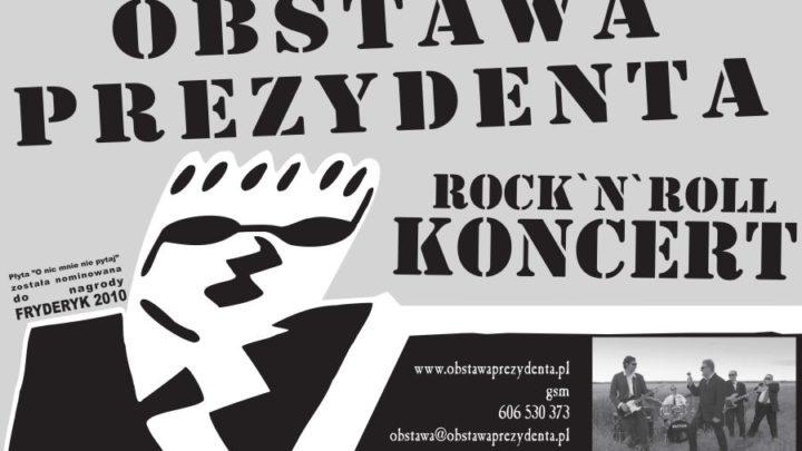ARCHIWUM. Szczecin. Koncerty. 29.06.2019. Obstawa Prezydenta @ Free Blues Club