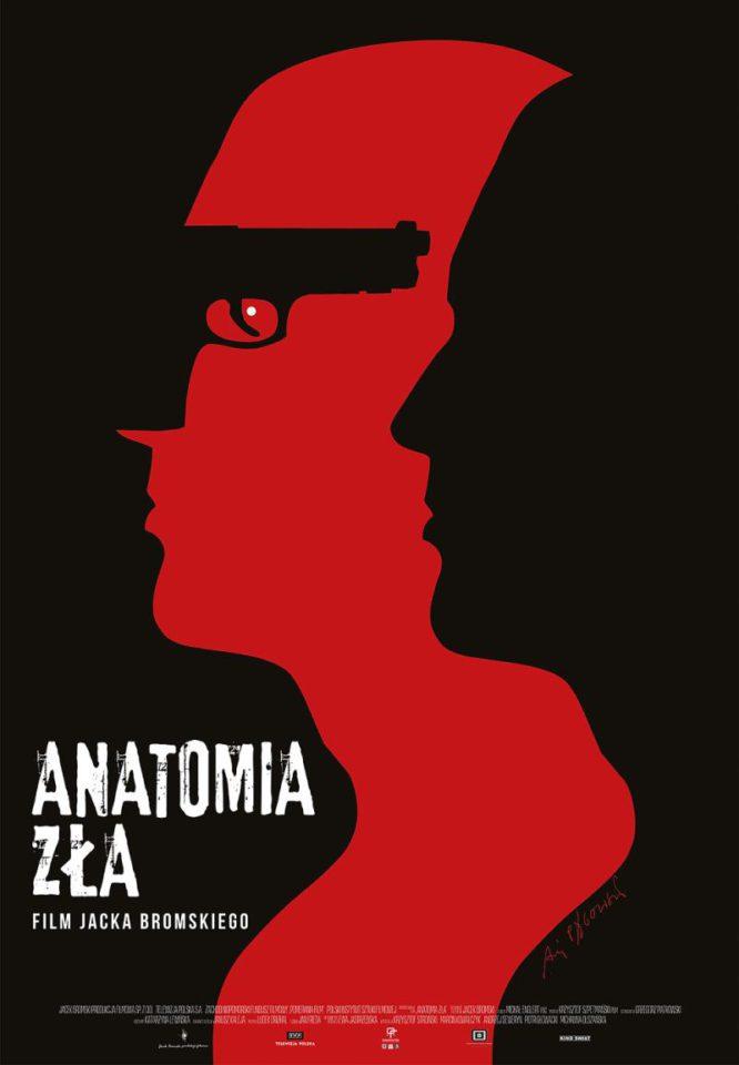 film Anatomia zła, kino Szczecin