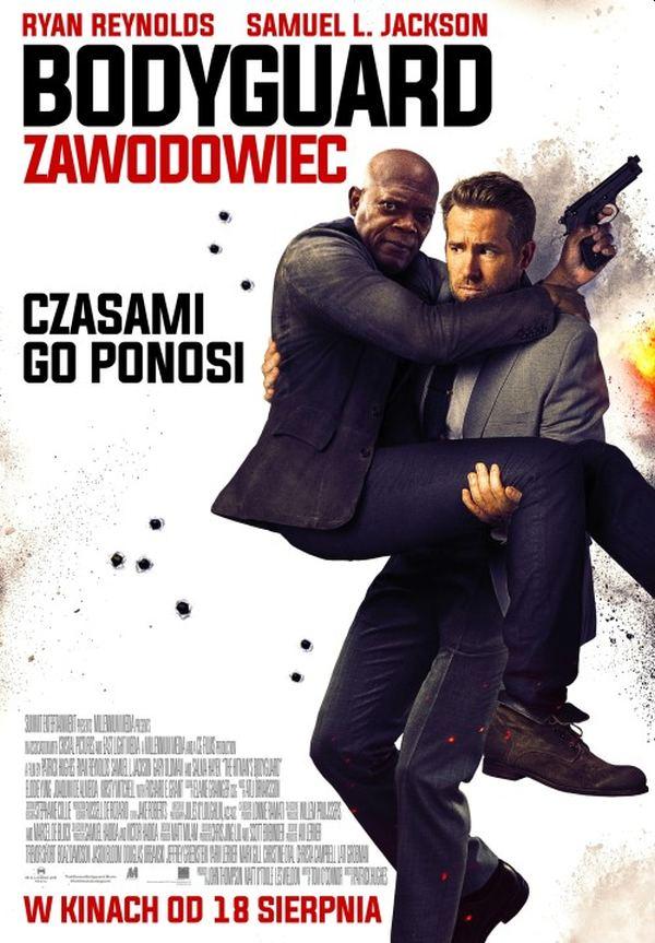 film, Bodyguard zawodowiec, kino Szczecin