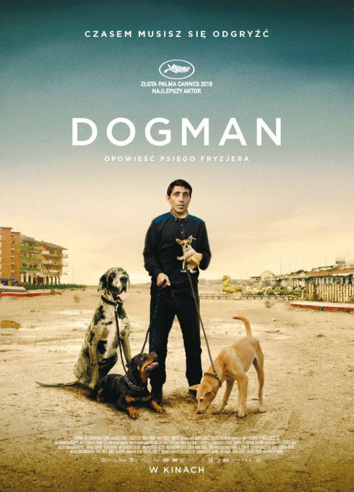 film Dogman, kino Szczecin