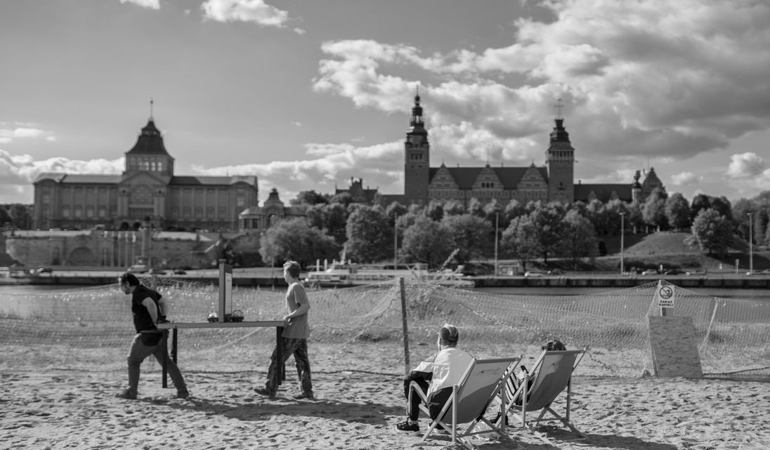 Fotografia. Szczecin na co dzień 05.05.2019