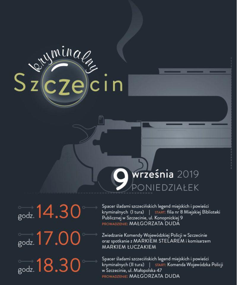 09.09.2019 kryminalny Szczecin, program