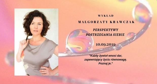 ARCHIWUM. Szczecin. Spotkania. Wykłady. 10.09.2019. Wykład Małgorzaty Krawczak @ Stara Rzeźnia