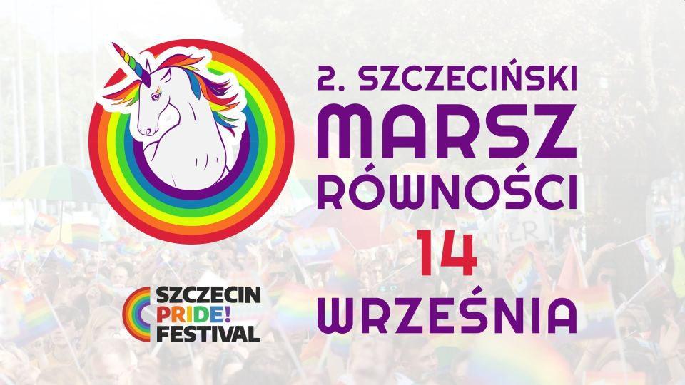 14.09.2019 Szczeciński Marsz Równości