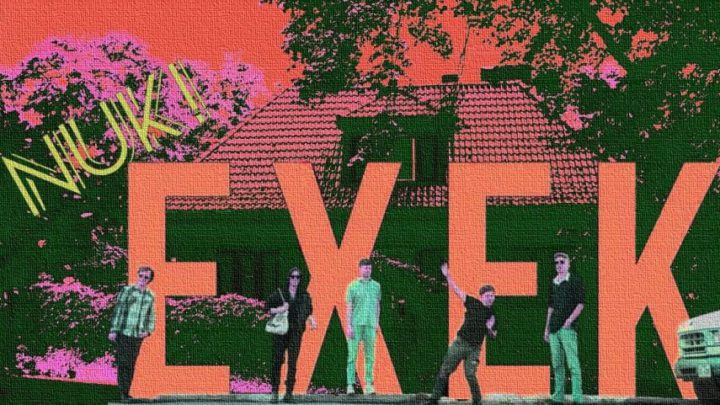 ARCHIWUM. Szczecin. Koncerty. 19.09.2019. EXEK + NUK @ Domek Grabarza