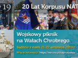 Szczecin. Imprezy. Wydarzenia. 21-22.09.2019. 20 lat NATO w Szczecinie @ Wały Chrobrego