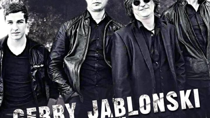 Szczecin. Koncerty. 21.09.2019. Gerry Jablonski and The Electric Band @ Free Blues Club
