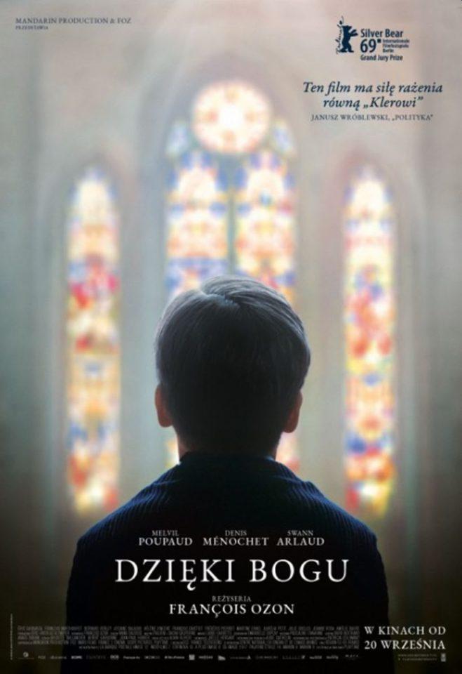 film Dzięki Bogu, kino Szczecin