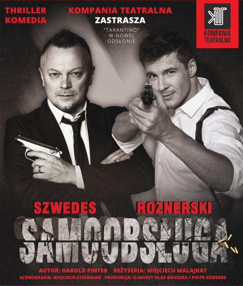 spektakl Samoobsługa w Szczecinie