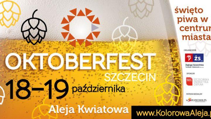 ARCHIWUM. Szczecin. Imprezy. Wydarzenia. 18-19.10.2019. Oktoberfest, czyli święto piwa w centrum miasta @ Aleja Kwiatowa