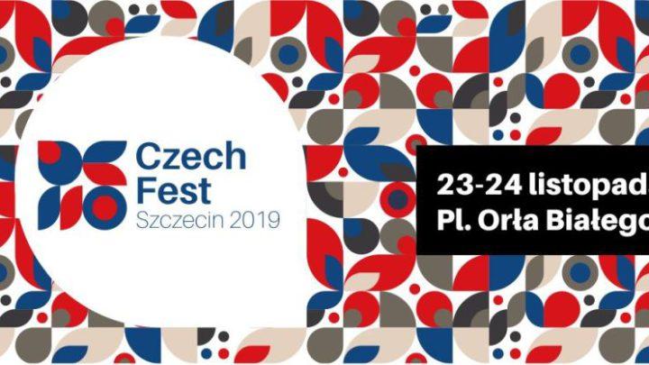 ARCHIWUM. Szczecin. Imprezy. Wydarzenia. 23-24.11.2019. Czech Fest 2019 @ Plac Orła Białego