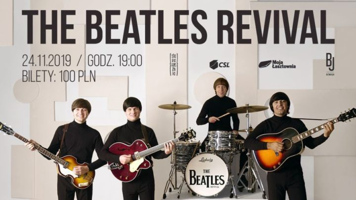 ARCHIWUM. Szczecin. Koncerty. 24.11.2019. The Beatles Revival Band Prague @ Stara Rzeźnia