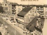 Górecka Mira, Ulicami miasta Łobez 1945-70