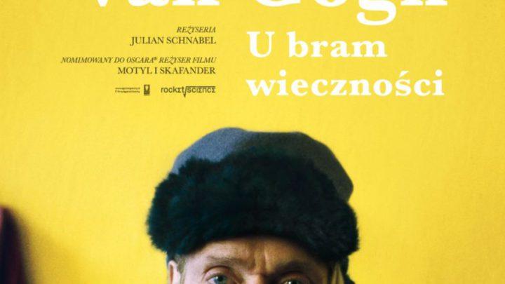 ARCHIWUM. Szczecin. Kino. 26.11.2019. Van Gogh. U bram wieczności @ Hormon