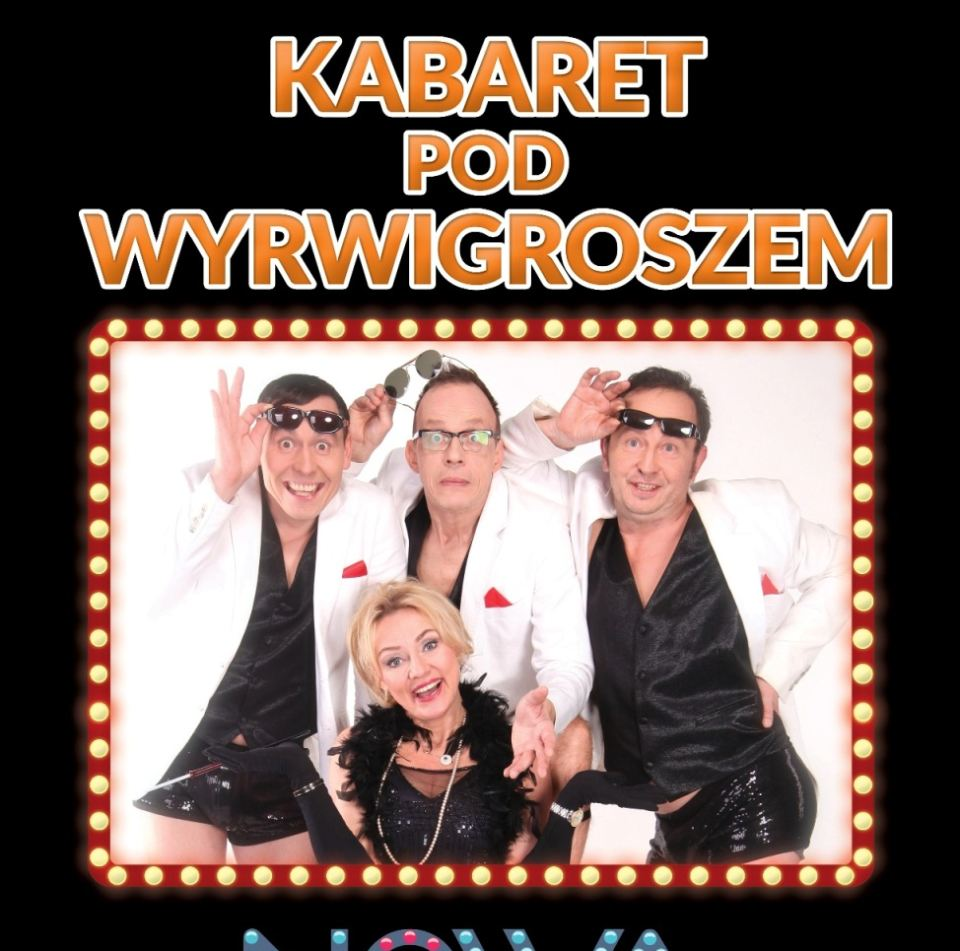 kabaret pod Wyrwigrioszem, występy w Szczecinie
