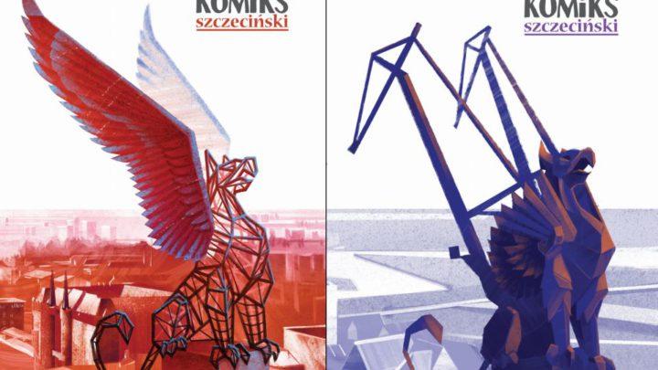 """ARCHIWUM. Szczecin. Wydarzenia. 27.11.2019. Promocja """"Komiksu szczecińskiego 2"""" @ Biblioteka Filia nr 54 [ProMedia]"""