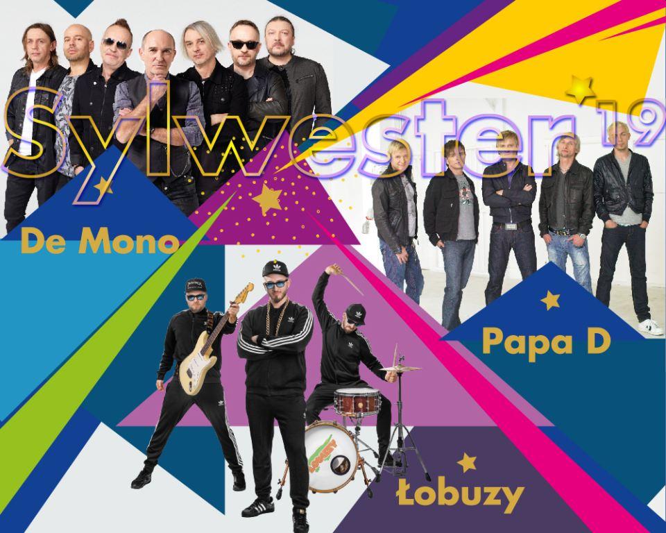 31 grudnia 2019 Szczecin, Sylwester miejski 2019 - Jasne Błonia, program imprezy