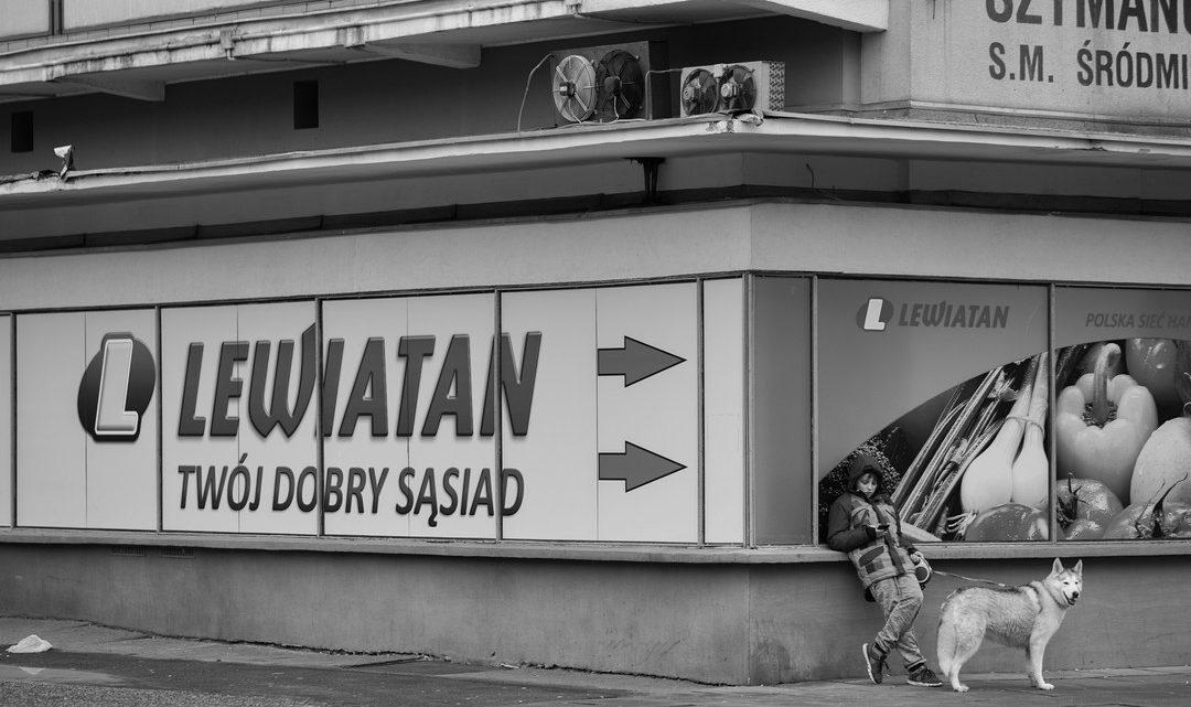 Fotografia. Szczecin na co dzień 06.01.2020