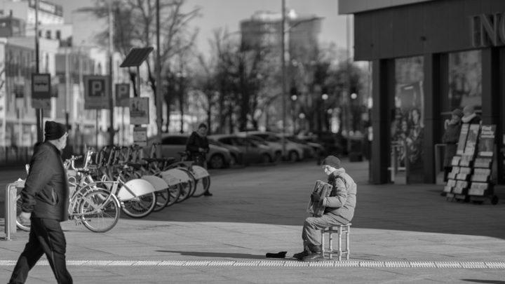 Fotografia. Szczecin na co dzień 14.03.2020
