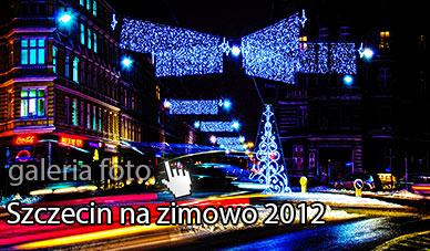 Szczecin. Fotoreportaż. 2012. Szczecińska zima w obiektywie. [aktualizacja 15.12.2012]