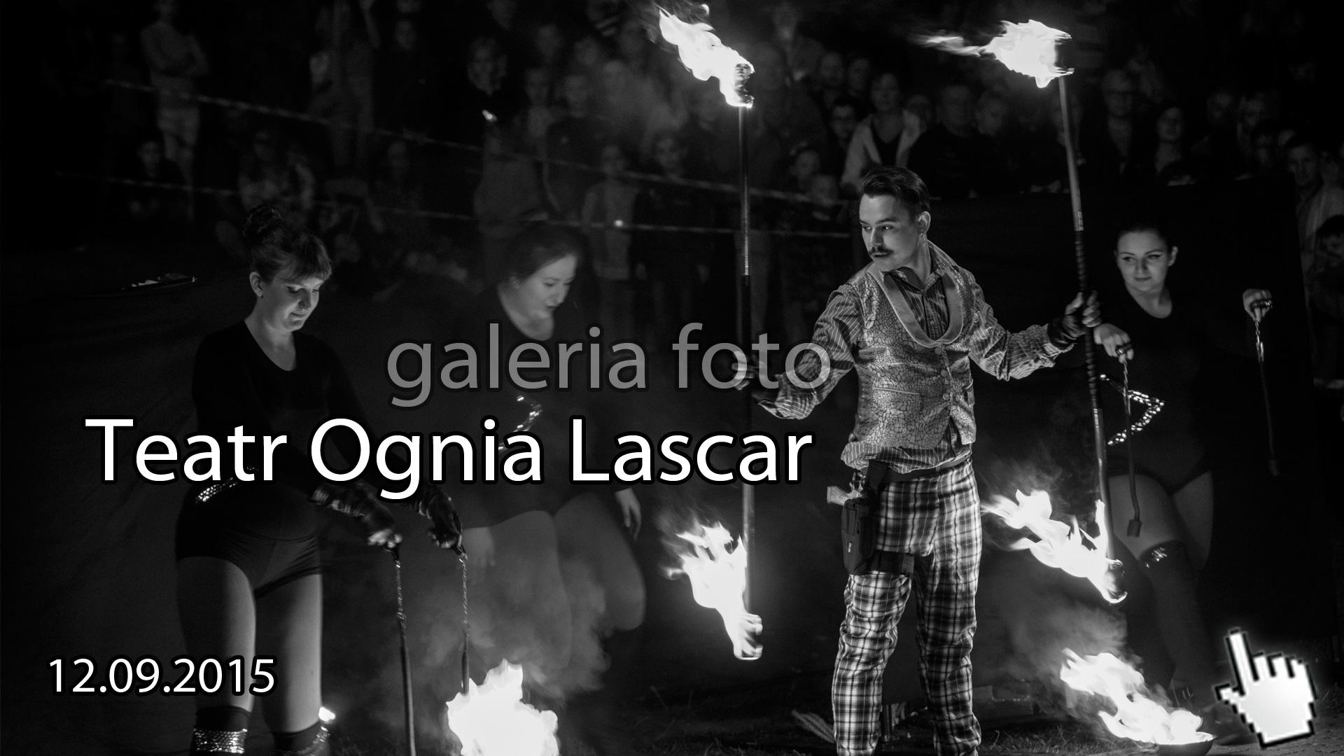 Szczecin. FOTOREPORTAŻ. 12.09. 2015. Teatr Ognia Lascar w ramach festynu zakończenie lata @ Osiedle Bukowe