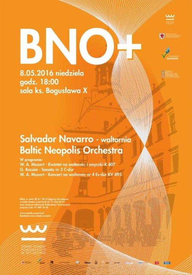 08.05.2016 koncert Baltic Neopolis Orchestra, Zamek Książąt Pomorskich w Szczecinie