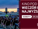 2019 Kino pod chmurką, Galeria Kaskada w Szczecinie