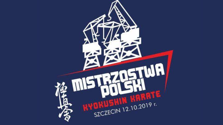 ARCHIWUM. Szczecin. SPORT. Wydarzenia. 12.10.2019. XX Mistrzostwa Polski Kyokushin Karate Szczecin 2019 @ Hala Szczecińskiego Domu Sportu