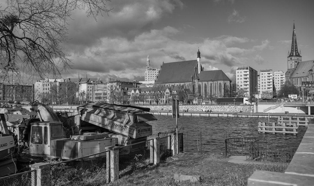 Fotografia. Szczecin na co dzień 21.03.2020
